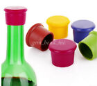 Kitchen Tools Silicone Red Wine Bottle Plug Stopper Bottle Pack Cover Practical