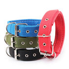 Durable Solid,S-L Size,US Seller,4 Colors Dog Pets Puppy Collar Necklace Strap