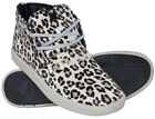 Diamond Supply Co Jasper Shoes Mid Boot Chukkas Snow Leopard