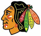 Chicago Blackhawks Vinyl Sticker Decal *SIZES* Cornhole Wall Bumper Truck Car $22.99 USD on eBay