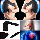 Right/Left Shoulder Brace Rotator Cuff Support Injury Dislocate Compression Wrap