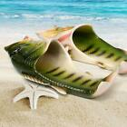 Creative Unisex Fish Shower Slippers Beach Shoes Sandals Bling Flip Flops Nice