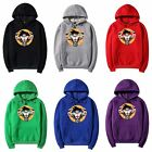 fashion cashmere sweater Men's Hoodie sleeve seven dragon ball head coats