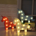 LED Lights Animal Heart Star Light Up Night Lamp Home Decoration Xmas Gift Hot
