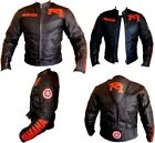 MotoGp R1 Motorcycle Leather Jacket Sports Motorbike Racing Leather Jacket