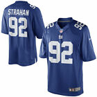 Authentic Nike NFL 2017 Limited Edition New York Giants Michael Strahan Jersey