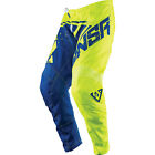 Answer 2018 Syncron MX/Motorcross Adult Pants - Yellow/Blue - New Product!!