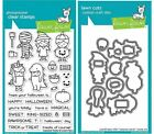 Lawn Fawn Stamps OR Die Set - Costume Party (LF1458 Stamps) OR (LF1459 Dies)