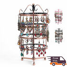 Jewelry Display Rotating Holder Stand Rack Necklace Earring Organizer