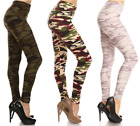 Camo Print Buttery Soft Leggings