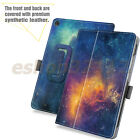 PU Leather Case Cover For Verizon ASUS ZenPad Z8s ZT582KL Tablet+Glass Protector