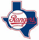 Texas Rangers Vinyl Sticker Decal *SIZES* Cornhole Truck Car Bumper Wall Car on Ebay