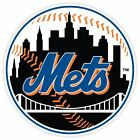 New York Mets Logo Vinyl Sticker Decal *SIZES* Cornhole Truck Wall Car on Ebay