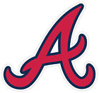 Atlanta Braves Vinyl Sticker Decal *MANY SIZES* Cornhole Truck Wall
