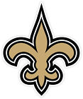 New Orleans Saints Logo Vinyl Sticker Decal *MANY SIZES* Cornhole Wall Bumper $14.99 USD on eBay
