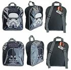 Star Wars Storm Trooper Darth Vader Junior Back Pack £2.95 GBP