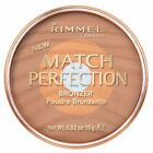Rimmel Match Perfection Bronzer Powder 15g – Choose Your Shade