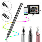 Capacitive Touch Screen Pen Drawing Stylus For iPad Android Tablet PC Universal
