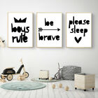 funny pictures for kids - Motivational Quote Canvas Poster Funny Picture Print Wall Decor for Kids