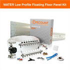 Low profile multi room water underfloor heating kit - all sizes in this listing