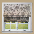 Beth Natural Lined Roman Blind With Fittings **Great Quality