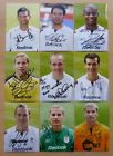 Bolton Wanderers Signed Official Photos £3 Each (unless stated)