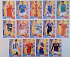 MATCH ATTAX SPFL 2017-2018 SCOTTISH SQ 1 to 14 RARE CARDS