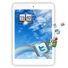 "KOCASO 7.9"" Android Tablet PC Quad Core 8 GB 1.2 GHz Dual Camera WIFI"