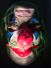 SCARY CLOWN FACE MASK HALLOWEEN DRESS UP COSTUME American Horor Story
