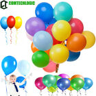 "12"" Latex Mixed Coloured Helium Balloons for Festival Halloween Wedding Birthday"