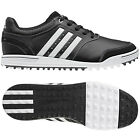 Adidas CLEARANCE Adicross 3 Spikeless Mens Street Shoe Golf Shoes - Black/White