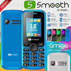unlock kenwood radio - NEW Smooth Amigo Feature Phone UNLOCKED GSM MP3/MP4 Music Player DUAL SIM RADIO