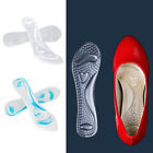 New Non-Slip High Heel Arch Cushion Support Silicone Gel Pads Shoes Insole SY