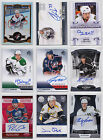 Auto Autograph Signature RC Numbered Cards - Choose From List SOTT Future Watch