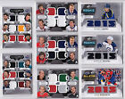 SP Game Used Jersey Cards 2015-16 Rookie Phenom Relics All-Star Skills - U PICK