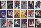 Goalie Rookie Insert SP Numbered Parallel Cards - Pick From List - NHL Hockey