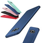 Ultra Thin Slim Soft TPU Silicone Rubber Case Cover Skin F Samsung Galaxy S8 S8+