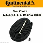 Kyпить Continental Race 28 700x18-23-25 60mm Presta Road Bike Tube Multi-Pack Lot Bulk  на еВаy.соm