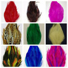 HACKLE FEATHER PADS: 44 Colors To Choose From!! Headbands/Brida​l/Halloween/Hats