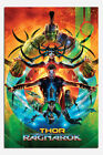 Thor Ragnarok One Sheet Poster New - Maxi Size 36 x 24 Inch