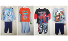 *NWT- DISNEY/MARVEL- INFANT BOY'S LICENSE CHARACTER 2-PC LS OUTFIT SET