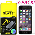 best screen protectors iphone - BEST VALUE 3PCS Premium Tempered Glass Screen Protector For iPhone 7 iPhone 6s