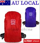 30-90L Waterproof Backpack Rucksack Rain Cover Camping Hiking Travel AU Local