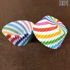 100Pcs Colorful Rainbow Paper Cake Cupcake Liner Baking Muffin Box Cup Good