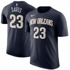 Limited Nike Dri-FIT NBA 2017-2018 New Orleans Pelicans Anthony Davis T-Shirt