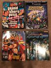Video Game Strategy Guides (N64, Game Cube, Gameboy, PS2)