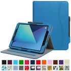 """[Multi-Angle View] For Samsung Galaxy Tab S3 9.7"""" Folio Case Pocket Stand Cover"""