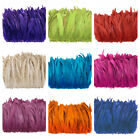 "Rooster Coque Tail Feathers 4-7"" Many Dyed Colors! Halloween/Crafts/Bridal/Trim"