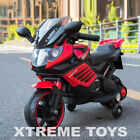 2018 Kids Xtreme Ride on BMW Style Motorbike Electric 6V Battery Motorcycle Car