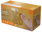 2000/cs GPX3 Vinyl Gloves Clear 3 Mil Industrial Powder Free (Non Latex Nitrile)